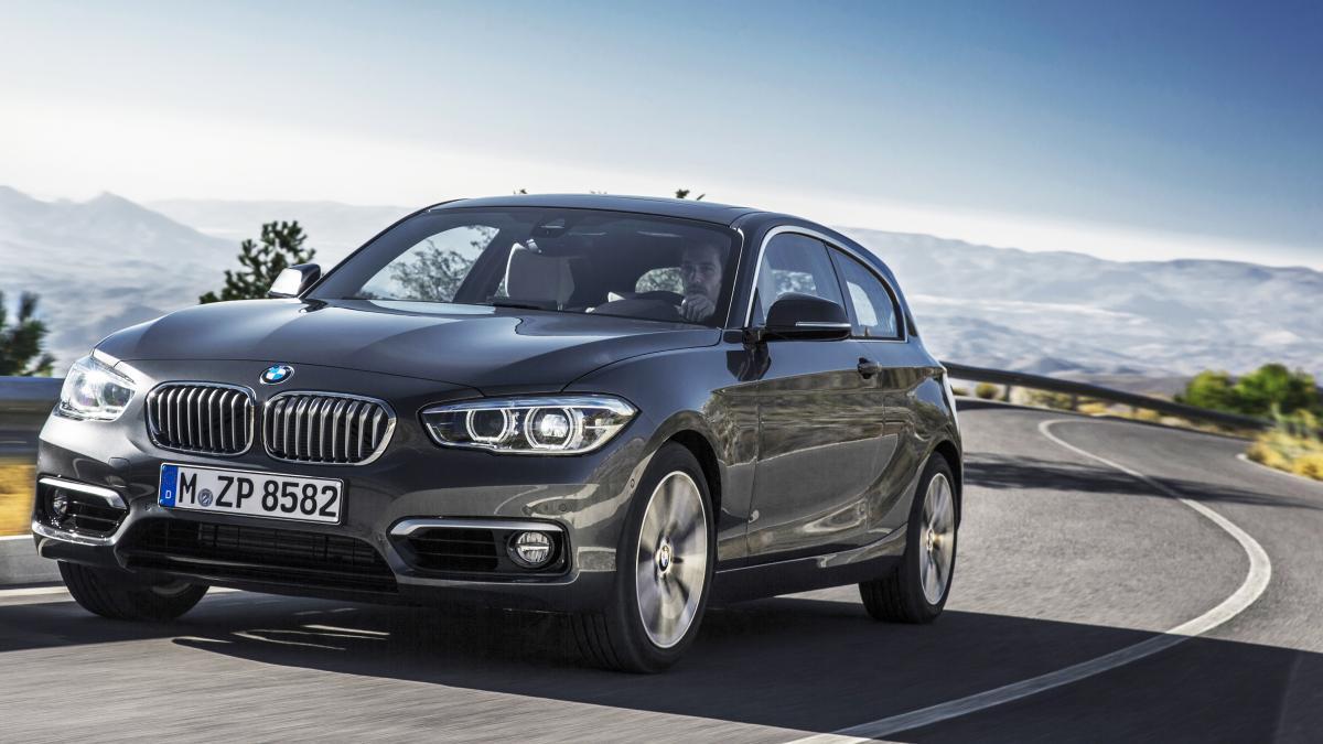 BMW 125i F20/F21 LCI 224hp - Mosselman Turbo Systems