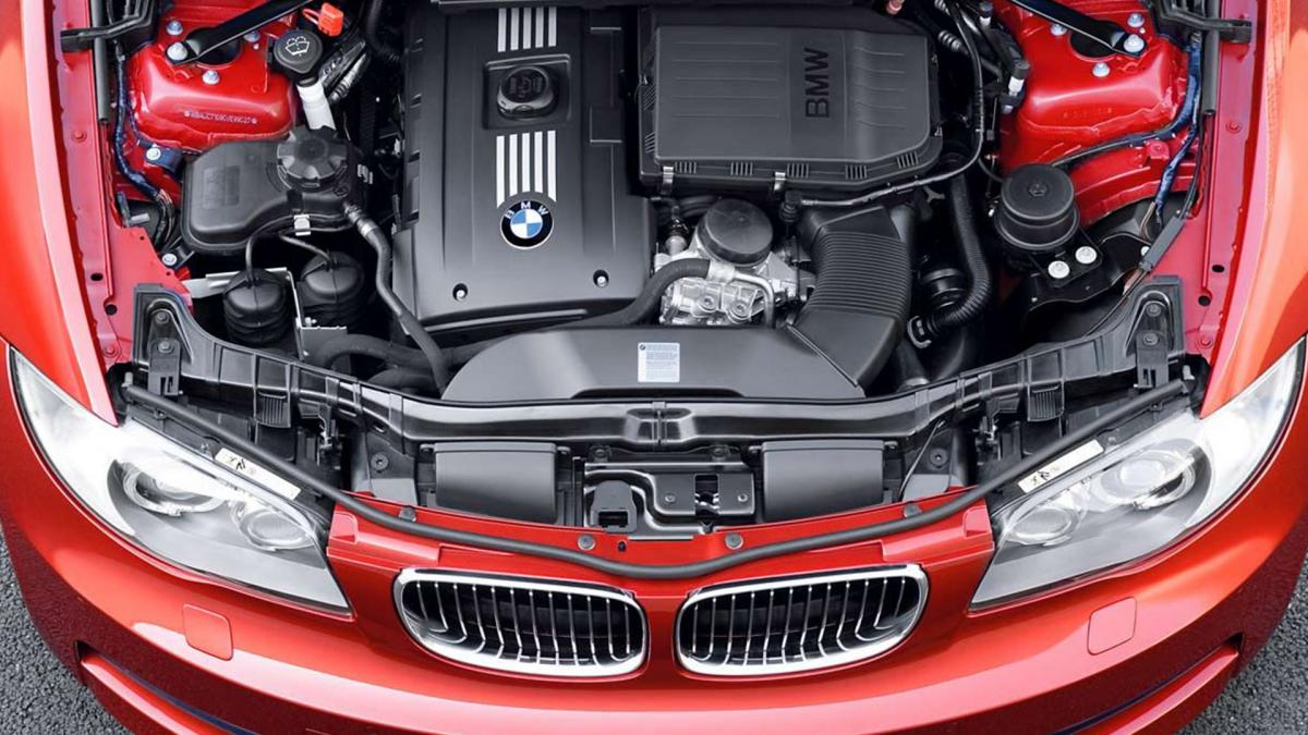 BMW 135i E82 N54 306hp - Mosselman Turbo Systems