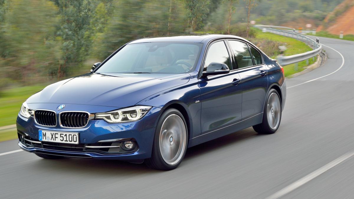 BMW 318i F30/F31 LCI 136hp - Mosselman Turbo Systems