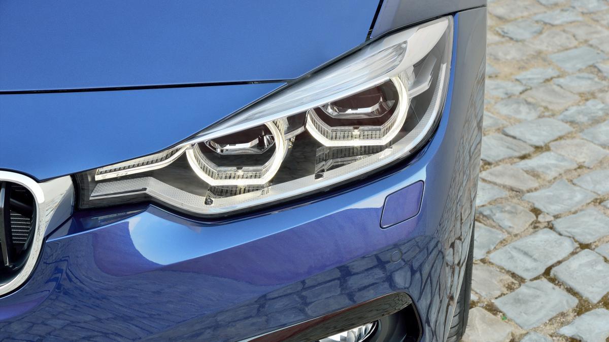 BMW 330i F30/F31 LCI 252hp - Mosselman Turbo Systems