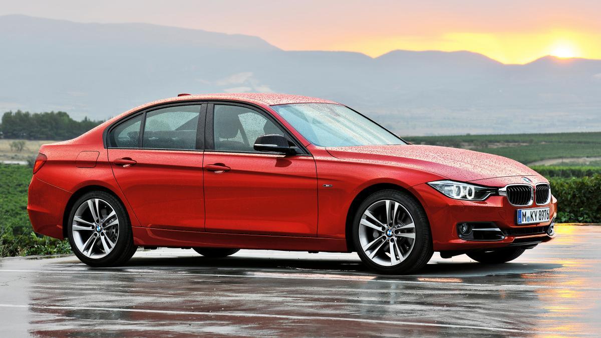 BMW 335i F30/F31 306hp (after 07/2013) - Mosselman Turbo Systems