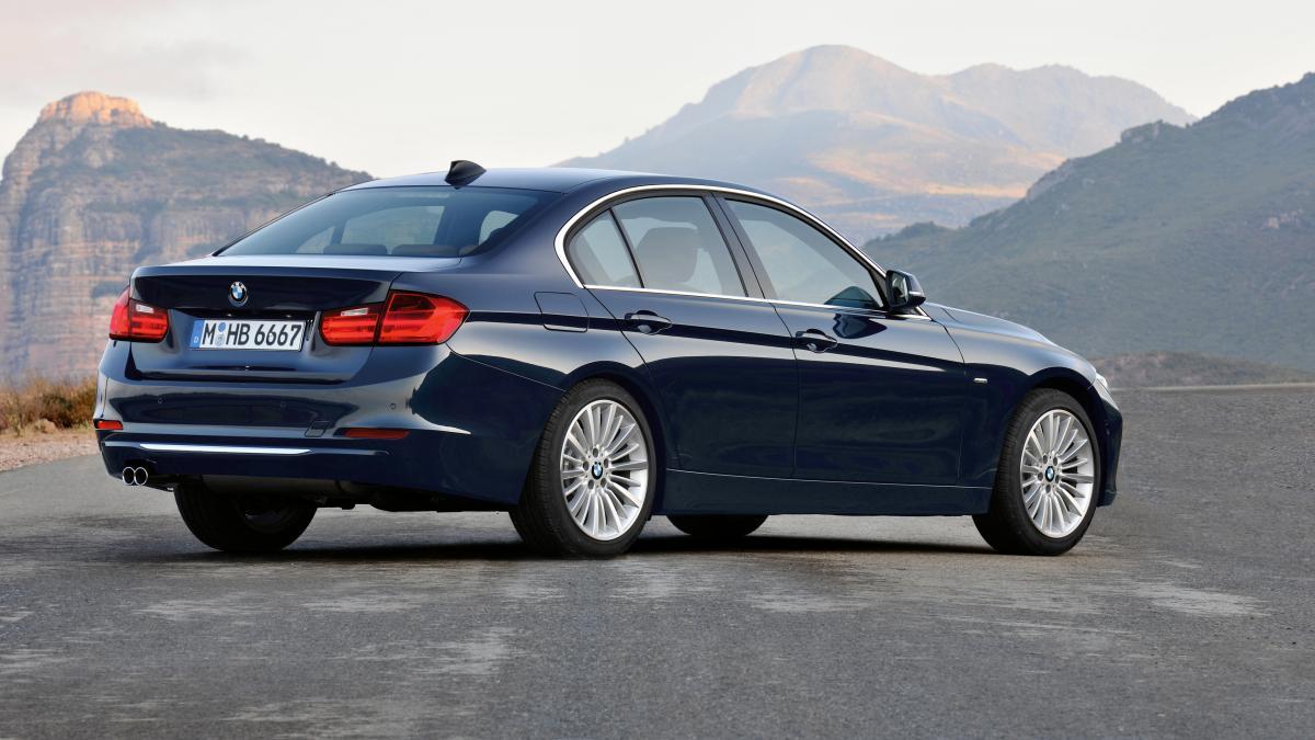 BMW 335i F30/F31 306hp (before 07/2013) - Mosselman Turbo