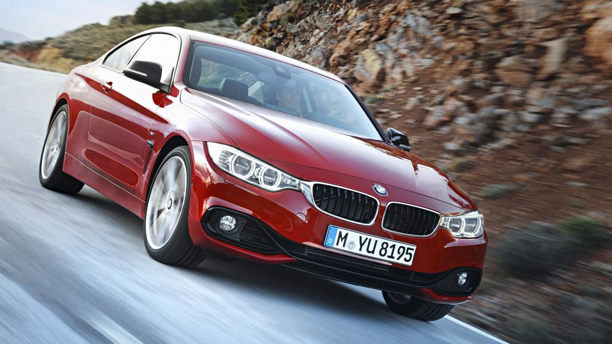 BMW 435d F32/F33 313hp - Mosselman Turbo Systems