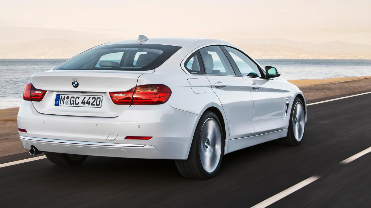 BMW 435d Gran Coupe F36 313hp - Mosselman Turbo Systems