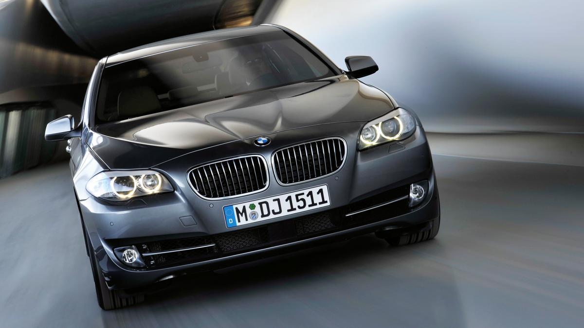 BMW 535d F10/F11 306hp - Mosselman Turbo Systems