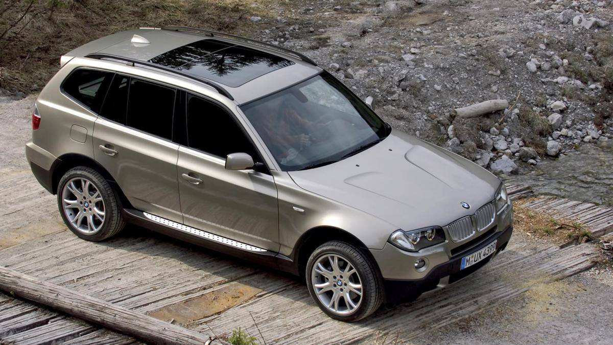 Bmw X3 20d E83 150hp Mosselman Turbo Systems