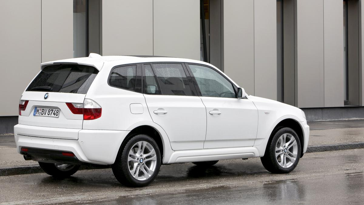 Bmw X3 30d E83 211hp Mosselman Turbo Systems