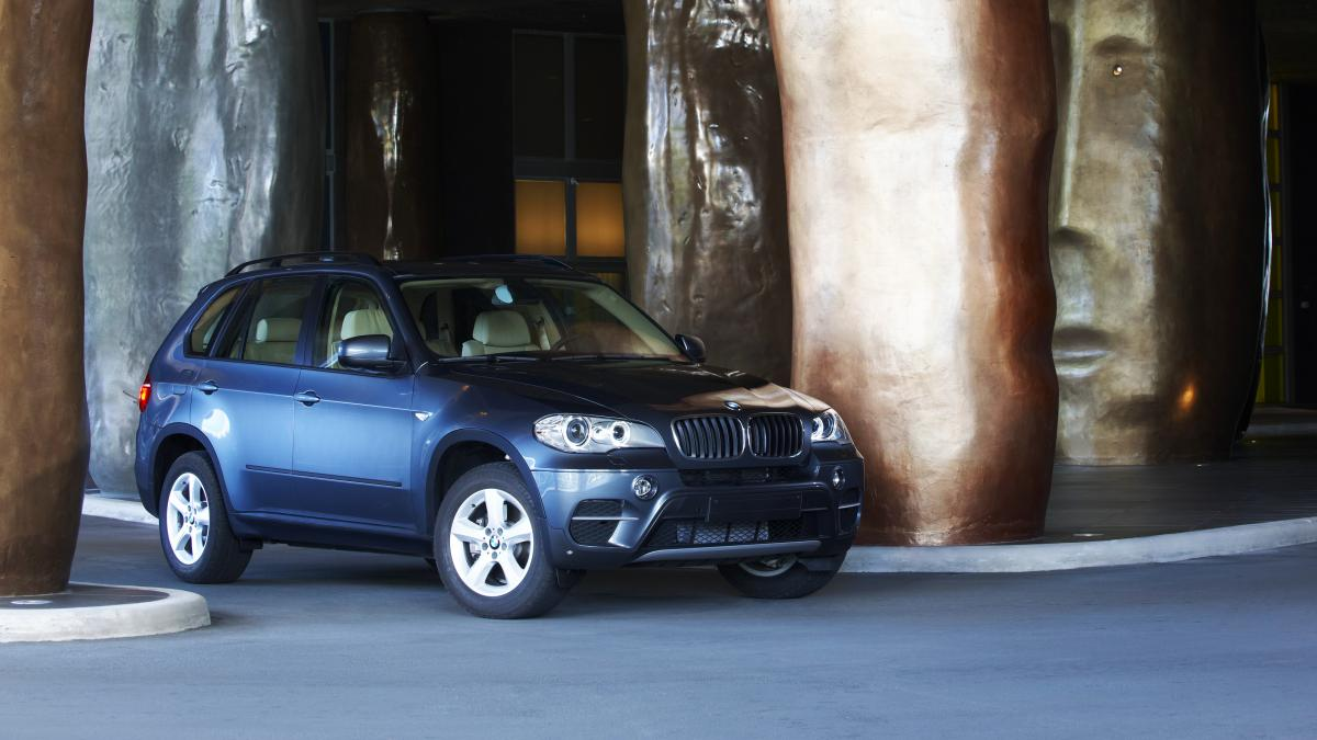 BMW X5 35i E70 306hp - Mosselman Turbo Systems