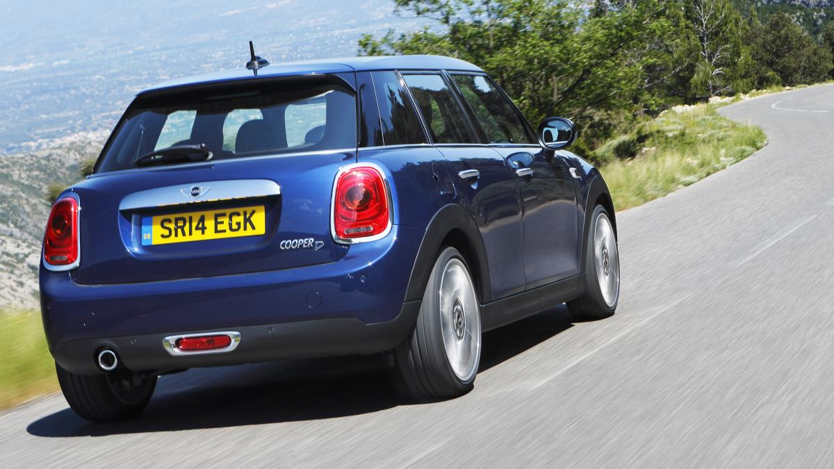Mini Cooper 15d F56 116hp Mosselman Turbo Systems