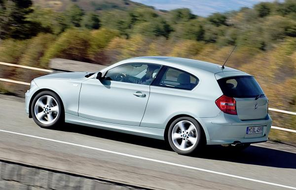 BMW 118d E81 136hp '07 Corp.Lease