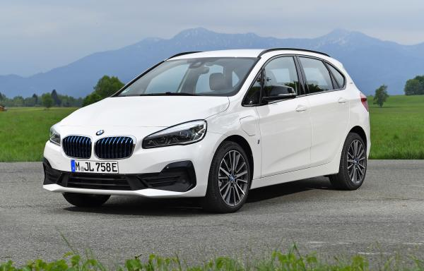 BMW 214d Active / Grand Tourer F45/F46 95hp