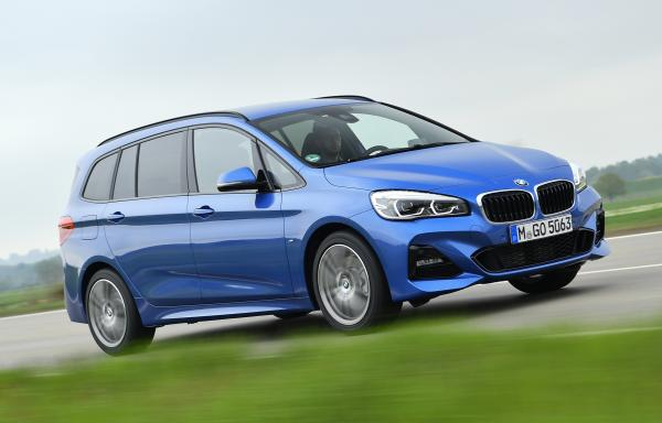 BMW 216d Active / Grand Tourer F45/F46 116hp