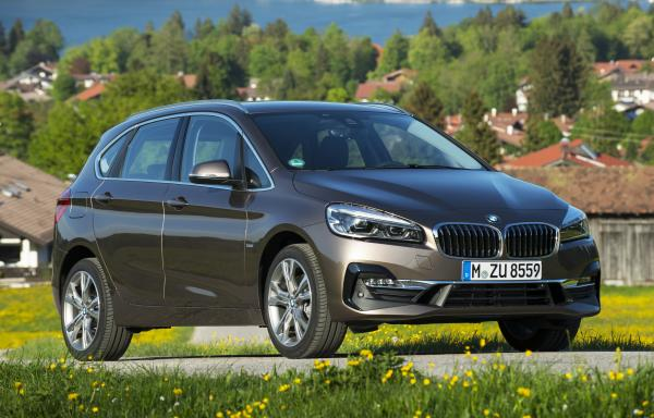 BMW 216i Active/Grand Tourer F45/F46 102hp