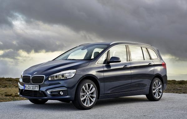 BMW 218d Active / Grand Tourer F45/F46 150hp