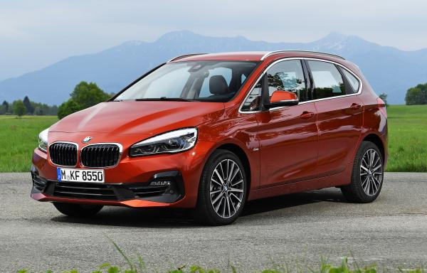 BMW 218i Active / Grand Tourer F45/F46 136hp