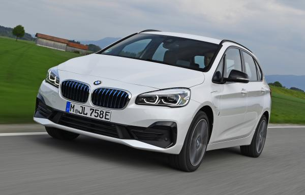 BMW 220d Active / Grand Tourer F45/F46 190hp