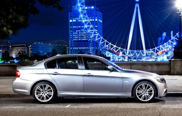 BMW 318d E90 136hp Corp.Lease