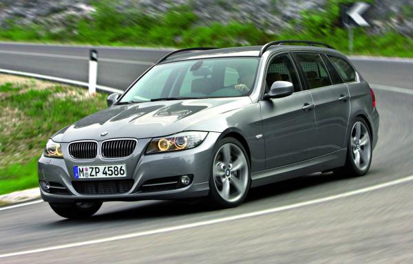 BMW 320d E90 163hp Eff.Dynamics