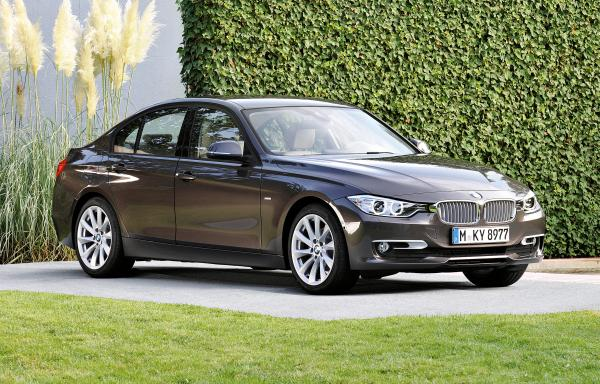BMW 335i Active Hybrid F30 340hp