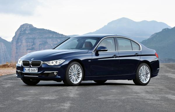 BMW 335i F30/F31 306hp (before 07/2013)