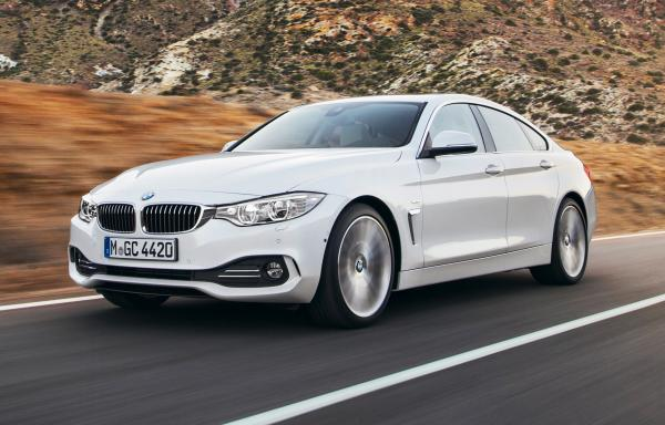 BMW 418d Gran Coupe F36 143hp