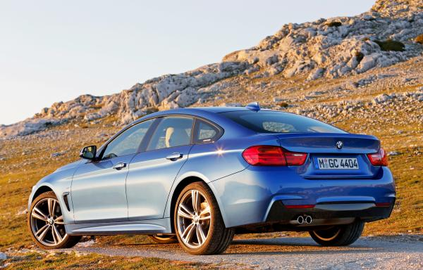 BMW 418d Gran Coupe F36 150hp