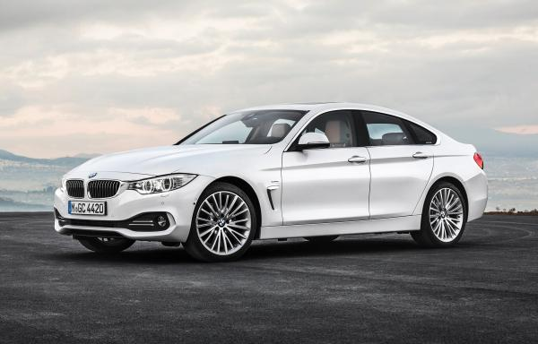BMW 418d Gran Coupe F36 LCI 150hp