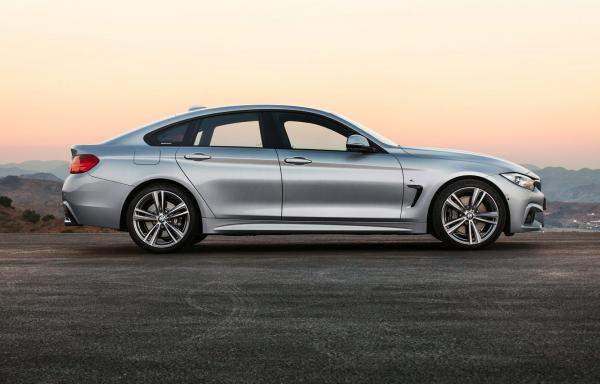 BMW 418i Gran Coupe F36 LCI 136hp