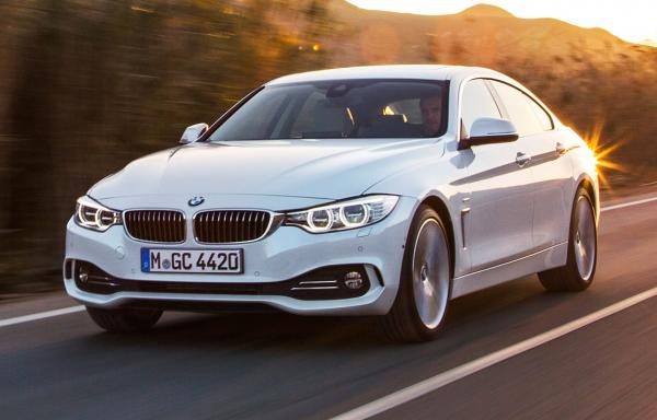BMW 420d Gran Coupe F36 190hp
