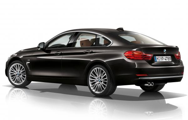 BMW 420d Gran Coupe F36 163hp