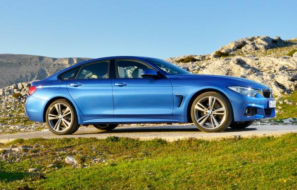 BMW 420d Gran Coupe F36 184hp