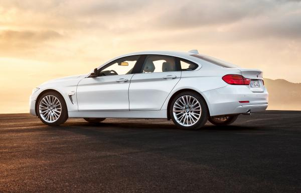 BMW 420d Gran Coupe F36 LCI 190hp