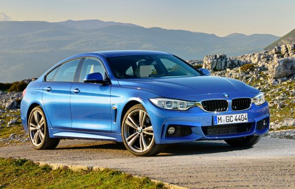 BMW 420i Gran Coupe F36 184hp