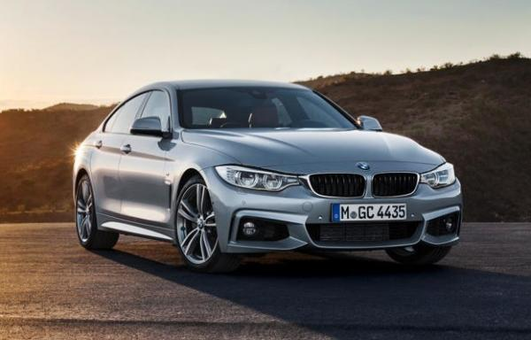 BMW 420i Gran Coupe LCI F36 184hp