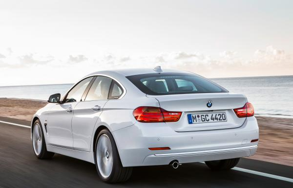 BMW 425d Gran Coupe F36 LCI 224hp