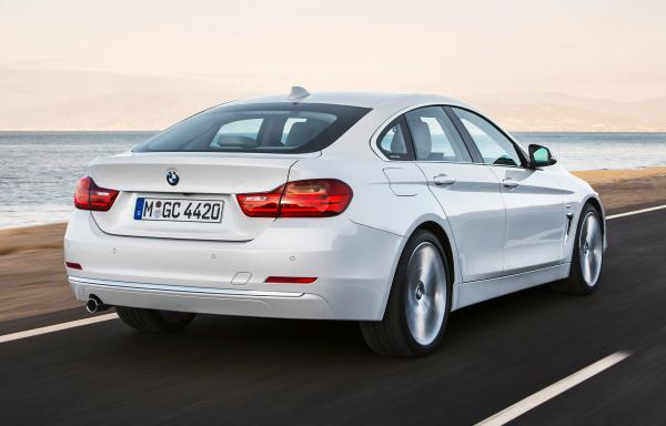 BMW 428i Gran Coupe F36 245hp