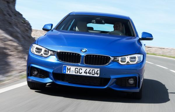 BMW 430d Gran Coupe F36 258hp