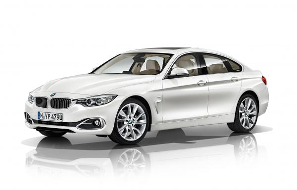 BMW 430d Gran Coupe F36 LCI 258hp