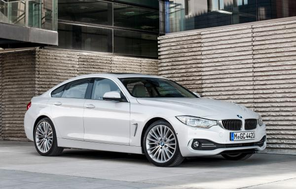 BMW 430i Gran Coupe F36 LCI 252hp
