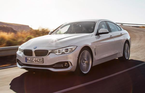BMW 435d Gran Coupe F36 313hp
