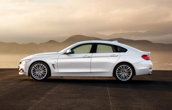 BMW 435d Gran Coupe F36 LCI 313hp