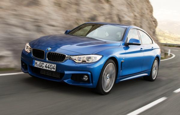 BMW 435i Gran Coupe F36 306hp
