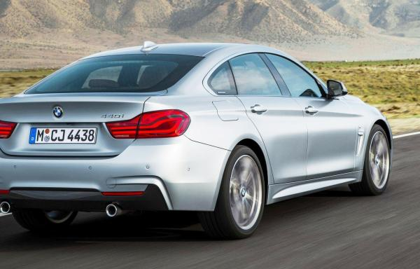 BMW 440i Gran Coupe F36 LCI 326hp