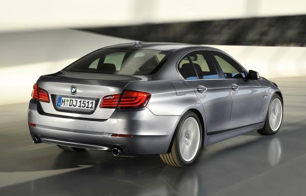 BMW 535d F10/F11 299hp - Mosselman Turbo Systems