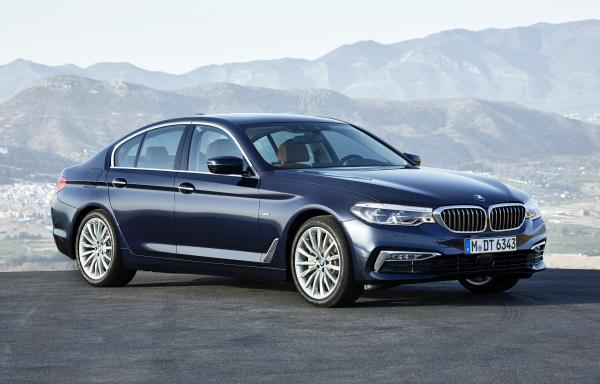 BMW 535i Active Hybrid F10/F11 340hp