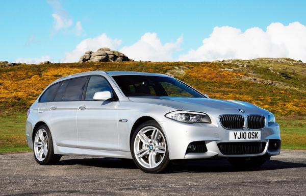 BMW 535i F10/F11 306hp (before 07/2013)