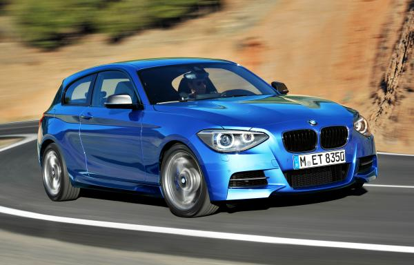 BMW M135i F20/F21 320hp (after 07/2013)