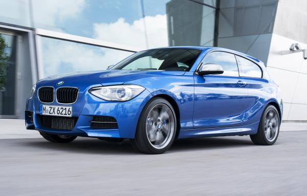 BMW M135i F20/F21 320hp (before 07/2013)