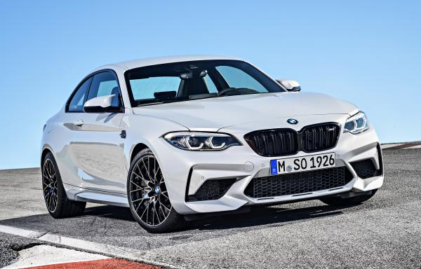 BMW M2 Competition F87 410hp