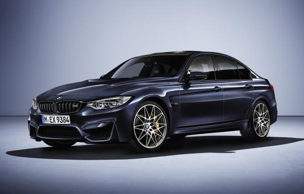 BMW M3 Competition F80 450hp